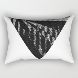 Discardable Triangle Rectangular Pillow