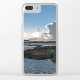 Connemara Coast #1 Clear iPhone Case
