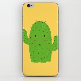 Happy Cáctus iPhone Skin