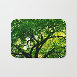 Vitreous Tree Bath Mat