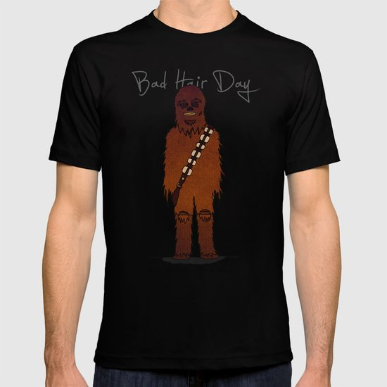 bad hair day no:3 / Chewbacca  T-shirt