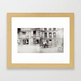 The Rhythm of Life Framed Art Print