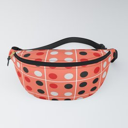 Dominoes Fanny Pack