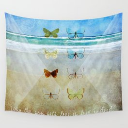 Free Indeed Wall Tapestry