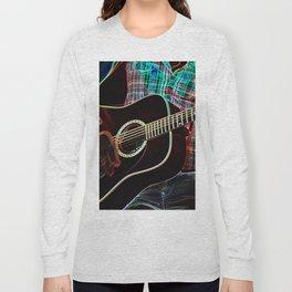 Guitar 1 Long Sleeve T-shirt