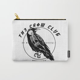 the crow club Carry-All Pouch