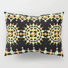 Bijoux Sunburst Stripe Pillow Sham