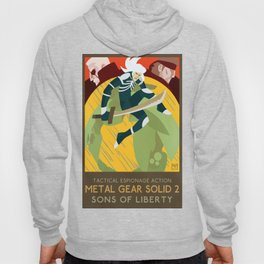 Metal Gear Solid 2: Sons of Liberty Hoody