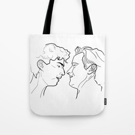 Call Me By Your Name Tote Bag