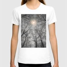 Nature Blazes Before Your Eyes 2 (Ash Embers) T-shirt