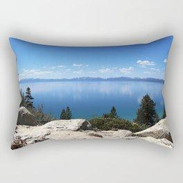 Lake Tahoe, Nevada Rectangular Pillow