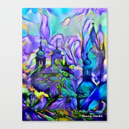 Dream Cities Canvas Print