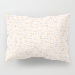 Baby mice in a row Pillow Sham