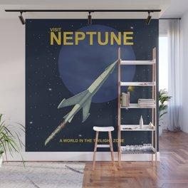 Visit Neptune Wall Mural