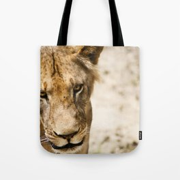 Primary Instinct Tote Bag