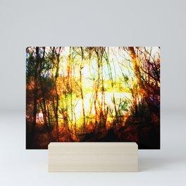 Fire Alders Mini Art Print