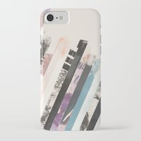 stripes iPhone & iPod Cases featuring STRIPES  by Brandon Neher