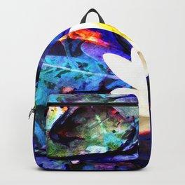 Electrifying Lotus Backpack