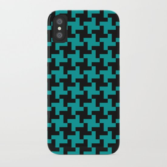 Simple Swirl iPhone Case