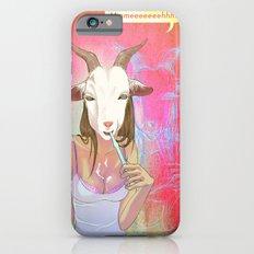 Hanging the Goat Head Slim Case iPhone 6s