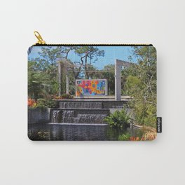 Burle Marx Plaza in Naples Carry-All Pouch