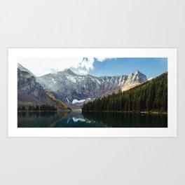 Rawson Lake Art Print