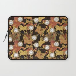 old times Laptop Sleeve