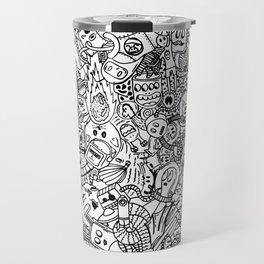 Space Doodles Travel Mug