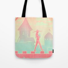 Dragon Age: Cole Tote Bag
