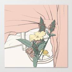 Pocket Plants Canvas Print