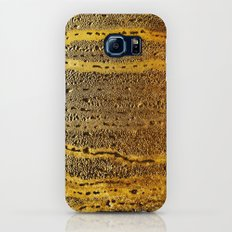 golden abstract Galaxy S6 Slim Case