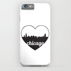 Heart of Chicago Slim Case iPhone 6s