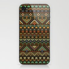 indians versus aliens (variant) iPhone & iPod Skin