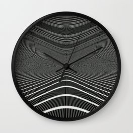 Qpop - Continuum 1 Wall Clock