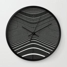 Qpop - Continuum 1 Wall Clock