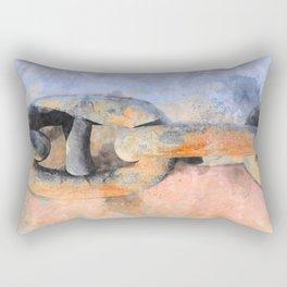 THE SHIP CHAIN Rectangular Pillow