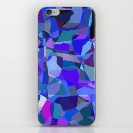 Matisse Blue iPhone Skin
