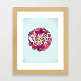Flowers for Murders Framed Art Print