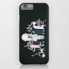 Fashionable Ladies with their Very Exotic Pets Slim Case iPhone 6s