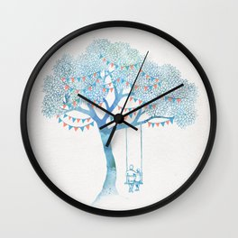 The Start of Something Wall Clock