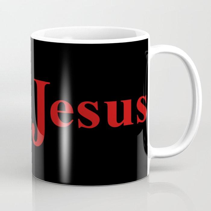 Less Jesus Coffee Mug