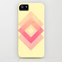 lazy middle dad iPhone Case