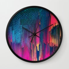 Party Puke Wall Clock