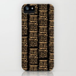 Lex Bricks iPhone Case