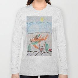 Bottom Dwellers Long Sleeve T-shirt
