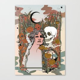 Delirium Tremens Canvas Print