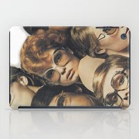 hydra iPad Cases featuring Hydra by WeLoveHumans