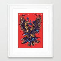 russia Framed Art Prints featuring Russia by Ivan Belikov
