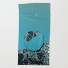 MDC MOUNTAIN Beach Towel