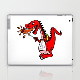 BBQ Dragon Laptop & iPad Skin